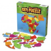 Legpuzzel - Geopuzzle Africa and the Middle East - Afrika en het Midden Oosten | Geotoys