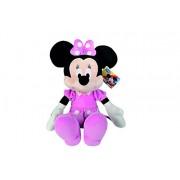 Simba 6315878711 Disney La Casa de Mickey - Peluche de Minnie básico (61 cm)