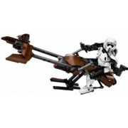 Scout Trooper og speederbike (LEGO 75532 Star Wars)