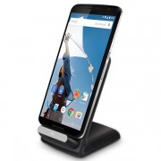 Qi Wireless Charger Dock & Stand (3-Coils) for Google Nexus 6
