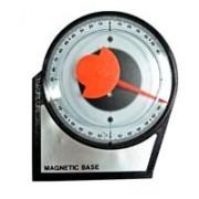 Inclinômetro - base com imã