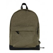 Heren canvas backpack