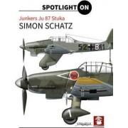 Junkers Ju 87 Stuka by Simon Schatz
