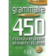 Grammaire Niveau Avance 450 by Sirejols