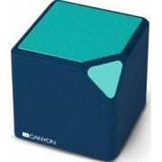 Boxa Portabila Bluetooth Canyon CNS-CBTSP2 Albastra