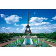Banks of the Seine Eiffel Tower 59-013 X-ability of diagnostic Pazurupari (japan import)