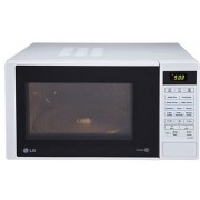 LG 23 L Grill Microwave Oven (MH2342DW, White)