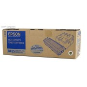 Epson S050435 Black High Capacity Laser Toner Cartridge