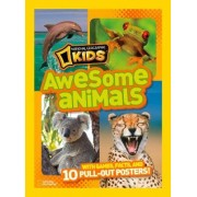National Geographic Kids Awesome Animals by National Geographic