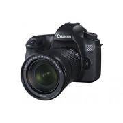 Canon EOS 6D Fotocamera Reflex Digitale con Obiettivo EF 24-105mm f/3.5-5.6 IS STM, 20 Megapixel, Nero/Antracite