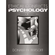 Ethical Conflicts in Psychology by Donald N Bersoff