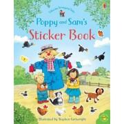 Farmyard Tales Sticker Book by Heather Amery