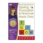 Made Easy Spelling Punctuation and Grammar (KS1)