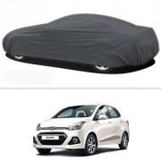 Millionaro - Heavy Duty Double Stiching Car Body Cover For Hyundai Xcent (2014 Upwards)
