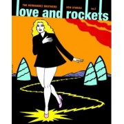 Love and Rockets: New Stories #2: No. 2 by Gilbert Hernandez