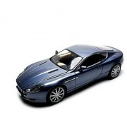 Aston Martin DB9 Coupe Blue Diecast Car 1:18 by Motormax