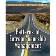 Patterns of Entrepreneurship by Jack M. Kaplan