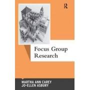 Focus Group Research by Martha Ann Carey