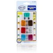 Set Sigurante Fuzibile Maxi 30A - 100A Set 7 Buc Alca 660 000 08296