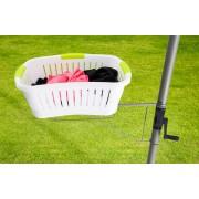 Clothesline Basket Holder