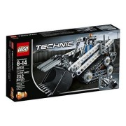 LEGO TECHNIC 42032 LOADER & SNOW GROOMER BACKHOE by USA