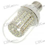 E27 5.5W 90-LED 550-Lumen 7000K Energy Saving White Light Bulb (100~250V)
