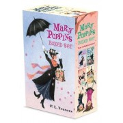 Mary Poppins Boxed Set by Dr P L Travers