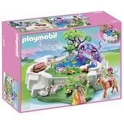 Playmobil Princesas - Lago de cristal mágico (5475)