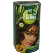Henna Plus Long Lasting Colour- Vopsea de Par Nuanta 7.38