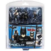 DC Comics Dark Knight Rises Batman HeroClix TabApp 3-Pack
