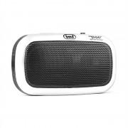 Trevi RS 745 USB portabler Radio-MP3-Player UKW/MW Akku weiß