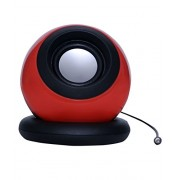 SoRoo SR-337 Mini Rechargeable Speaker (Color may vary)