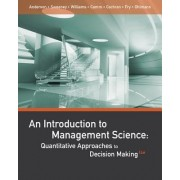 An Introduction to Management Science by Jeffrey Ohlmann