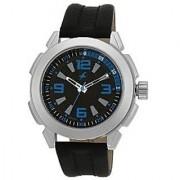 Fastrack Quartz Black Round Men Watch 3130SL02
