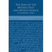 The Jews of the Middle East and North Africa in Modern Times by Reeva Spector Simon