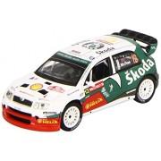 Corgi Va99902 Modellino Auto Skoda Fabia Turbo, World Rally Championship, Wales Rally Of Great Britain, 2005