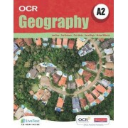 A2 Geography for OCR Student Book with LiveText for Students by Jane Dove