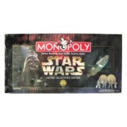 Monopoly 1997 Star Wars Monopoly Limited Collector'S 20Th Anniversary Edition by Hasbro