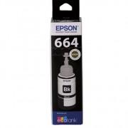 Epson T664 EcoTank Black Ink Bottle