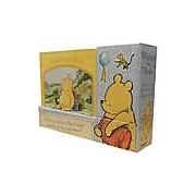 Winnie the Pooh 6 Books Collection Set Gift Pack Including Fantastic Poster & Fun Stickers (Pooh Tigger Piglet Eeyore Owl Kanga and Roo)