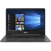 "Ultrabook ASUS ZenBook UX430UA-GV068T (Procesor Intel® Core™ i7-7500U (4M Cache, up to 3.50 GHz), Kaby Lake, 14""FHD, Touch, 8GB, 256GB SSD, Intel® HD Graphics 620, Wireless AC, Tastatura iluminata, Win10 Home 64, Argintiu)"