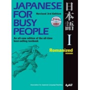 Japanese for Busy People: Romanized [With CD (Audio)]