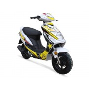 Scooter SPIRO 50 - Edition Limitée - JIAJUE - Blanc