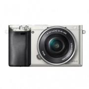 Sony systeemcamera a6000 16-50mm zilver