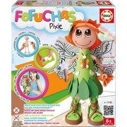 Educa Girls Fofuchas Doll-Pixie