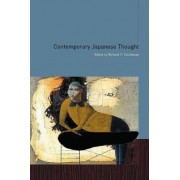 Contemporary Japanese Thought by Richard Calichman