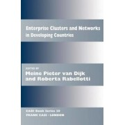 Enterprise Clusters and Networks in Developing Countries by Meine Pieter van Dijk
