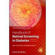 Handbook of Retinal Screening in Diabetes by Roy Taylor
