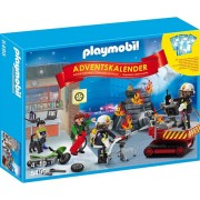 Playmobil Brandweer Adventskalender - 5495