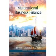 Multinational Business Finance Plus Myfinancelab with Pearson Etext -- Access Card Package by David K Eiteman